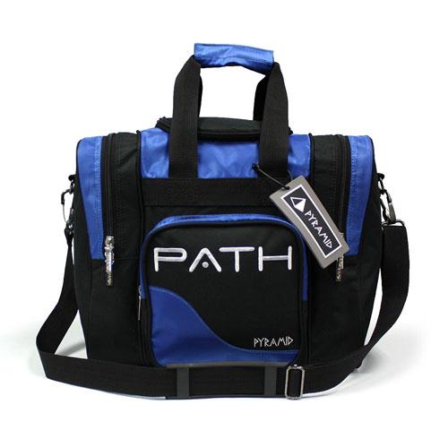 Path Pro Deluxe Single Tote Black Royal Blue