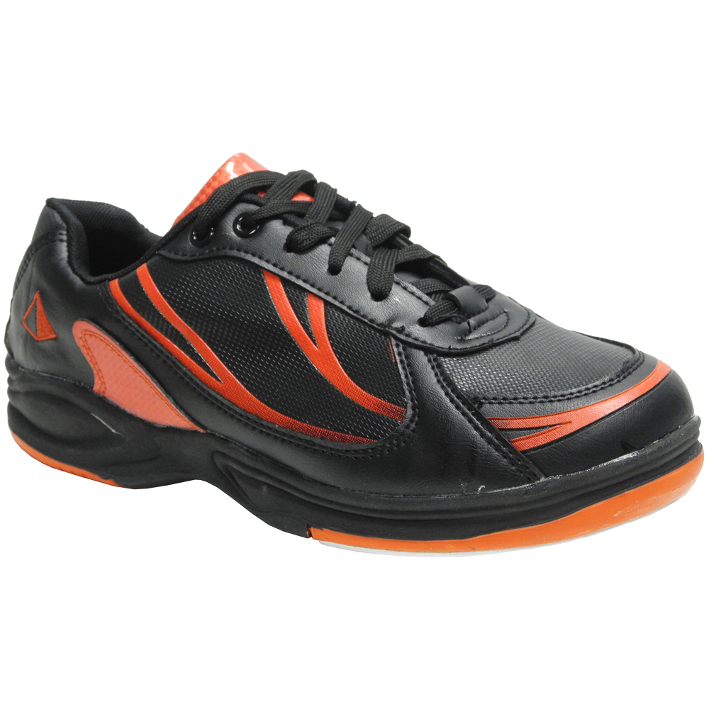 Men's athletic orange