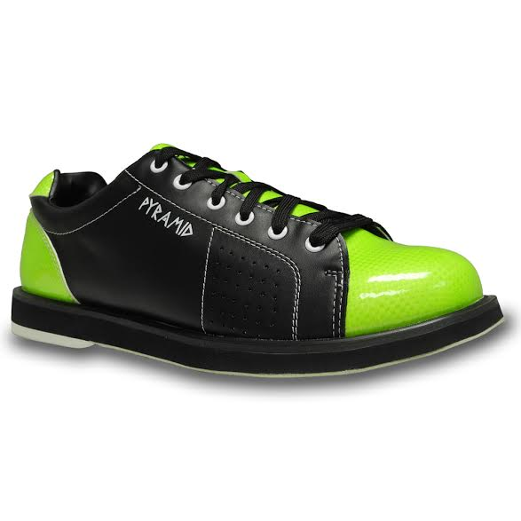 Men's Path Black/Lime Green